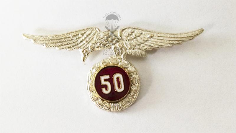 DISTINTIVO 50 SALTOS – BRIGADA PARACAIDISTA | Somos Soldados