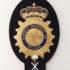 placa policía nacional pecho tex-flex velcro
