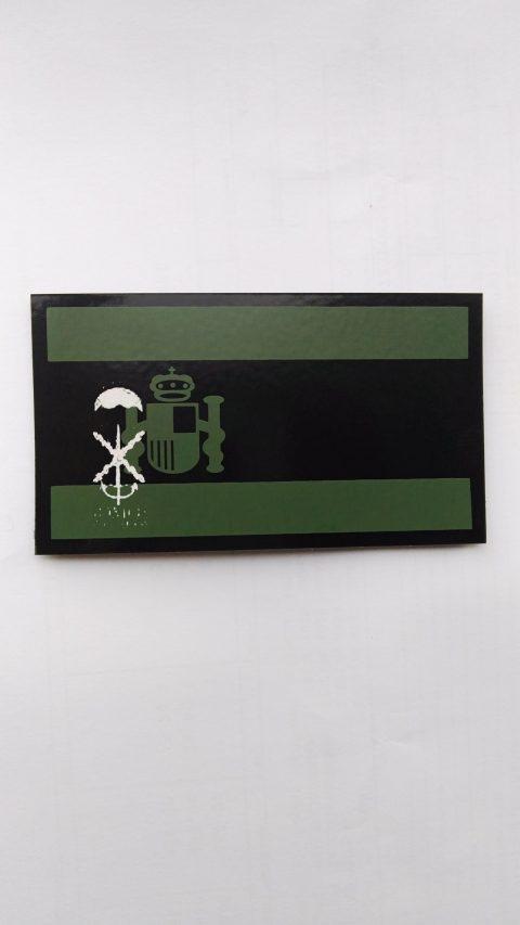 emblema de gorra del cuerpo nacional de policía