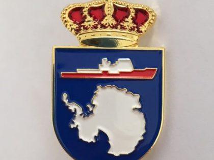 Distintivo de Mérito por participación en campañas Antárticas de la Armada Española !!!